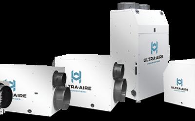 美國原裝進口 ThermStor 奢美思朵 UltraAire UA系列 全屋式除濕機