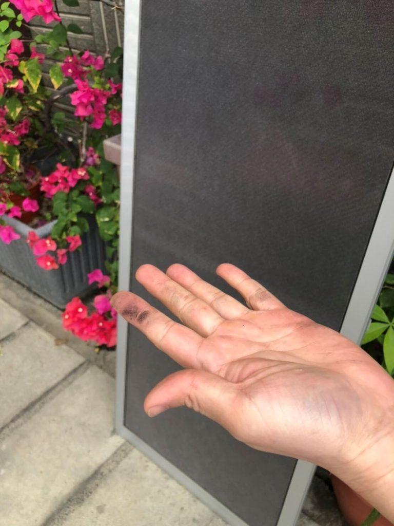 三招有效清除奈米纖維防霾紗窗